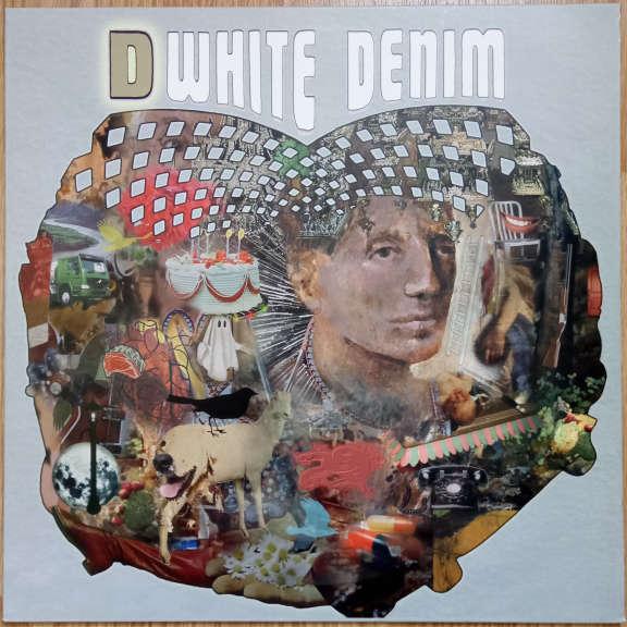 White Denim D LP 0