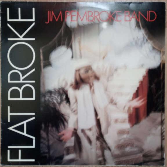 Jim Pembroke Band Flat Broke LP 0