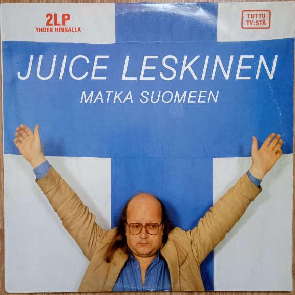 Juice Leskinen Matka Suomeen LP 0