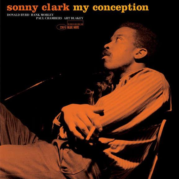 Sonny Clark My Conception LP 2021