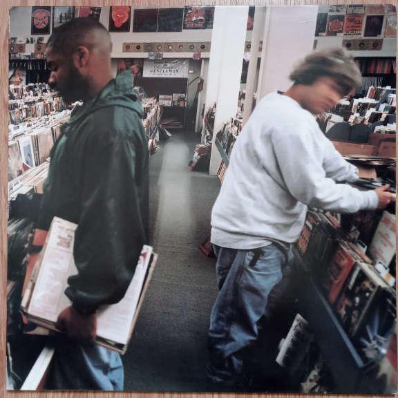 DJ Shadow Endtroducing..... LP 0