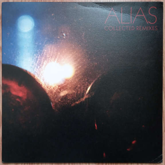 Alias Collected Remixes LP 0