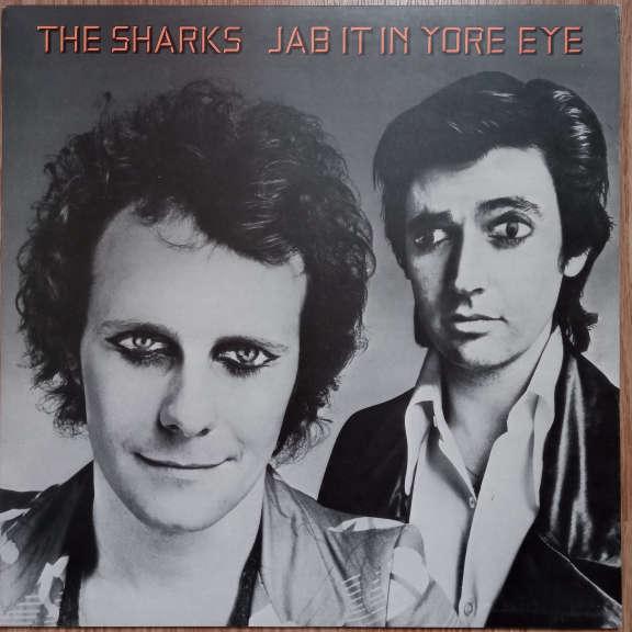 Sharks Jab It In Yore Eye LP 0