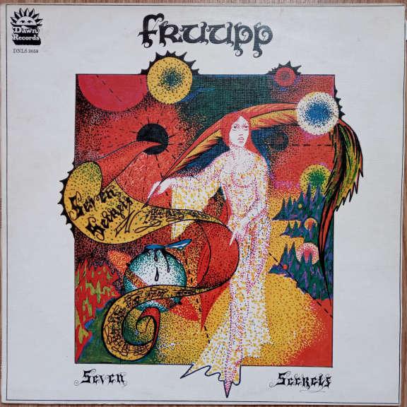 Fruupp Seven Secrets LP 0