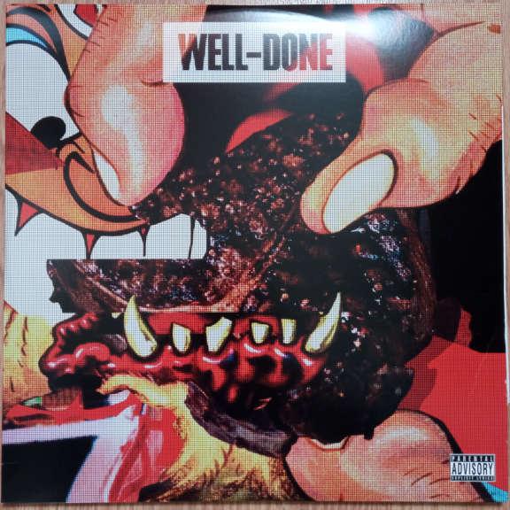 Action Bronson & Statik Selektah Well-Done LP 0