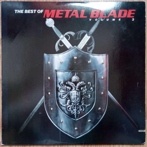 Various The Best Of Metal Blade Volume 3 LP 0