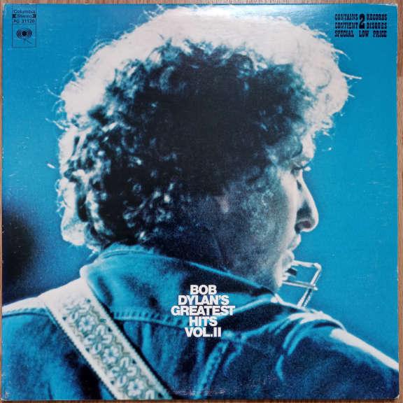 Bob Dylan Bob Dylan's Greatest Hits Volume II LP 0
