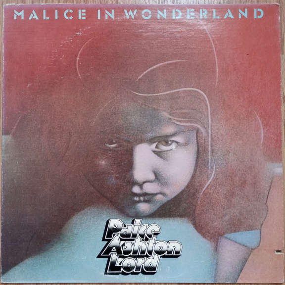Paice Ashton Lord Malice In Wonderland LP 0