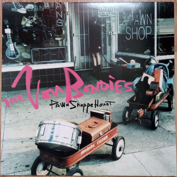 The Von Bondies Pawn Shoppe Heart LP 0