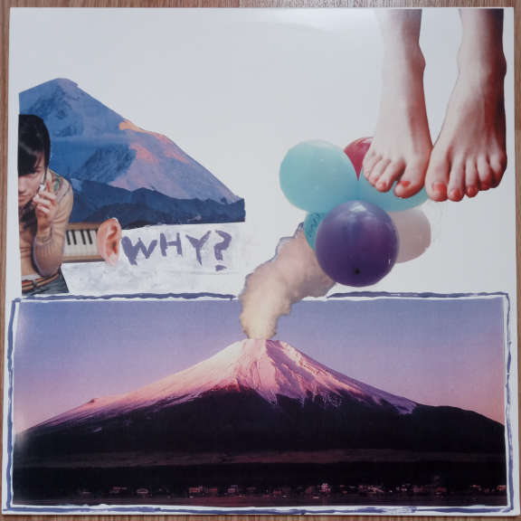 Why? Elephant Eyelash LP 0