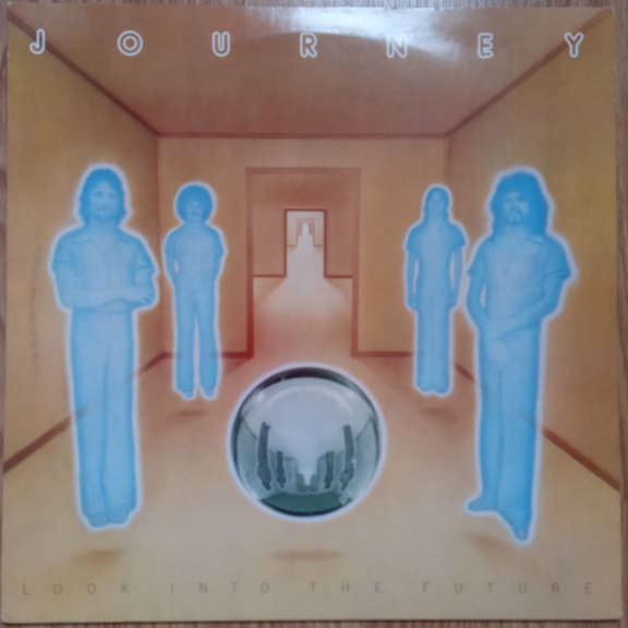 Journey Look Into The Future LP 0