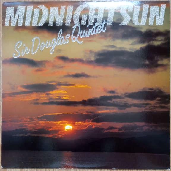 Sir Douglas Quintet Midnight Sun LP 0