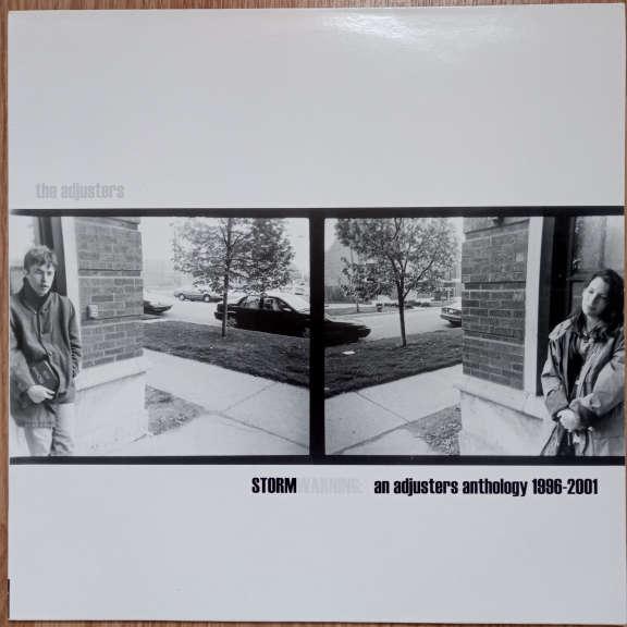 The Adjusters Stormwarning - Anthology 1996-2001 LP 0