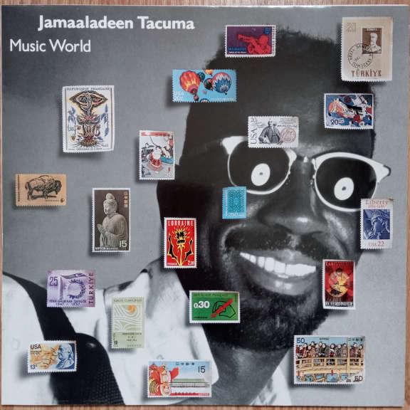 Jamaaladeen Tacuma Music World   LP 0