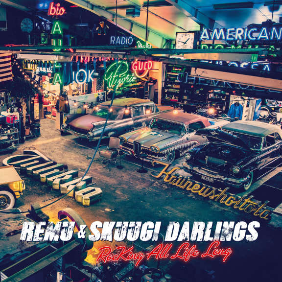 Remu & Skuugi Darlings Rocking All Life Long  Oheistarvikkeet 2021