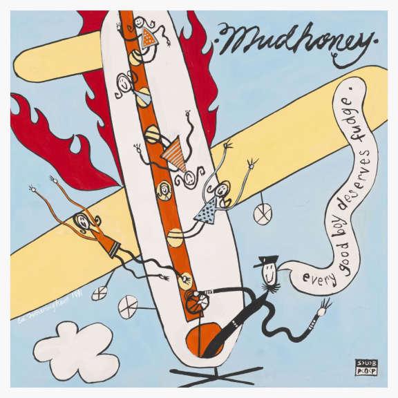 Mudhoney Every Good Boy Deserves Fudge (30th Anniversary) (coloured) LP 2021