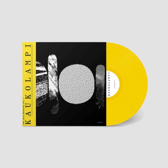 Kaukolampi We Jazz Reworks Vol. 1 (coloured) LP 2021