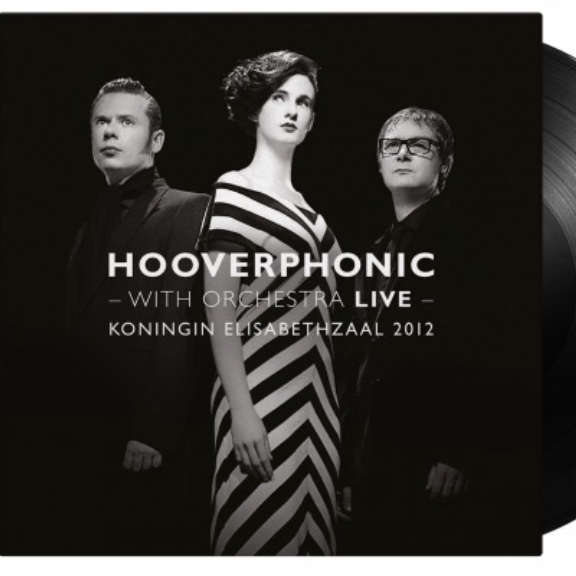 Hooverphonic With Orchestra Live (black) LP 2021
