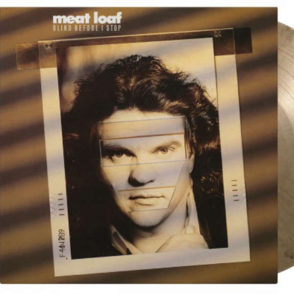 Meat Loaf Blind Before I Stop (35th anniversary) (coloured) LP 2021