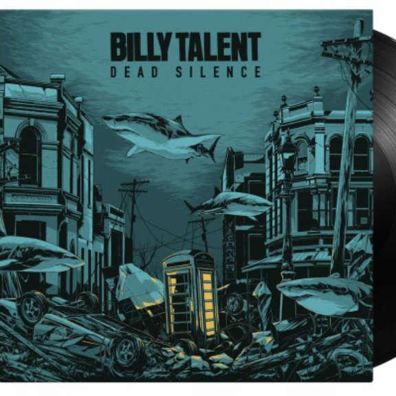 Billy Talent Dead Silence LP 2021