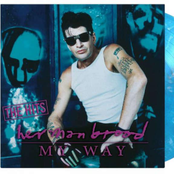 Herman Brood My Way : The Hits (20th anniversary) (coloured) LP 2021