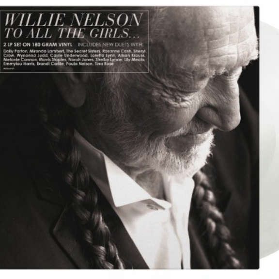 Willie Nelson To All The Girls... (coloured) LP 2021