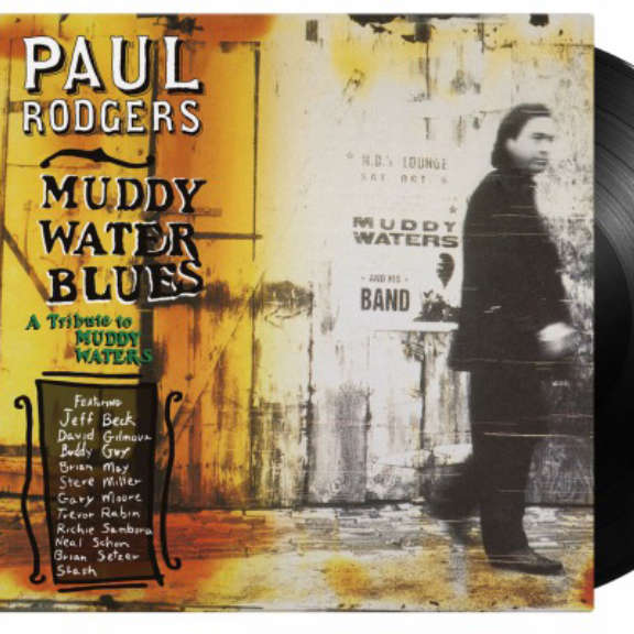 Paul Rodgers Muddy Water Blues (black) LP 2021