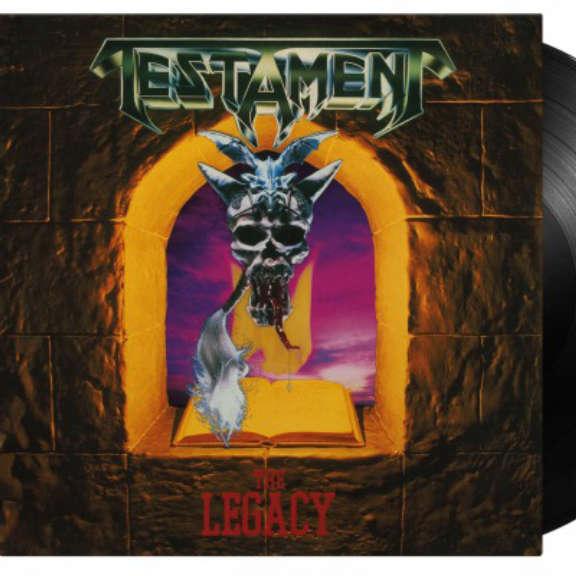 Testament Legacy (black) LP 2021