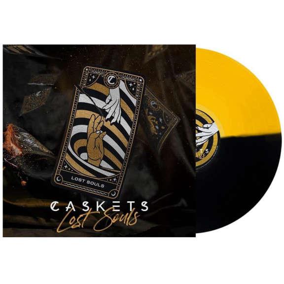 Caskets Lost Souls (coloured) LP 2021