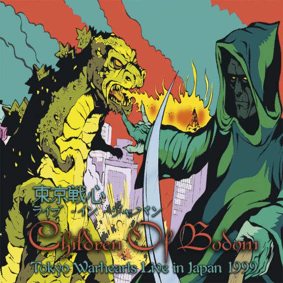 Children of Bodom Tokyo Warhearts LP 2021