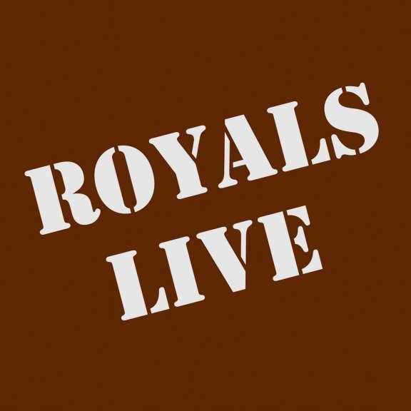 Royals Live (coloured) LP 2021
