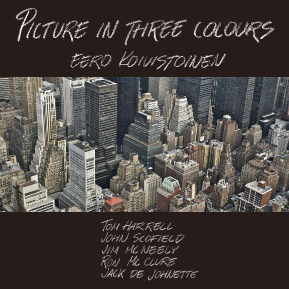 Eero Koivistoinen Picture In Three Colours LP 2021