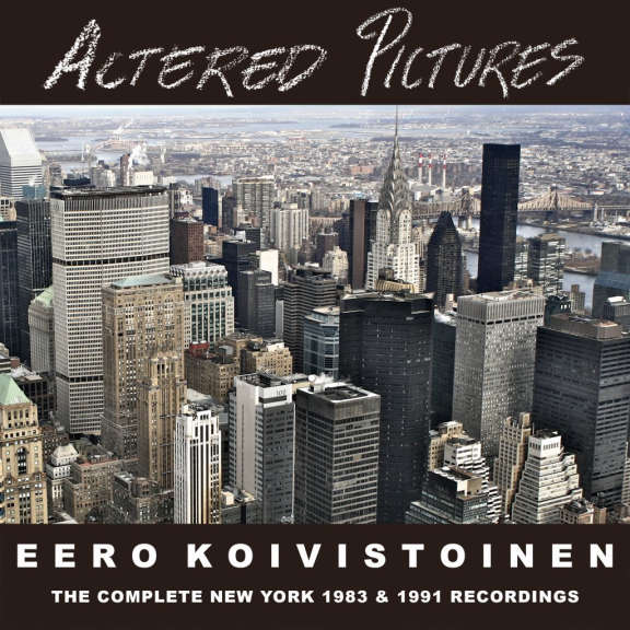 Eero Koivistoinen Altered Pictures Oheistarvikkeet 2021