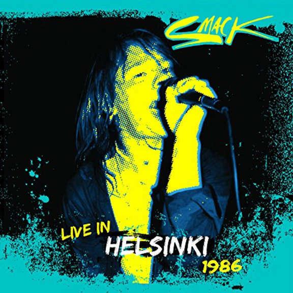 Smack Live in Helsinki 1986  (coloured) LP 2021