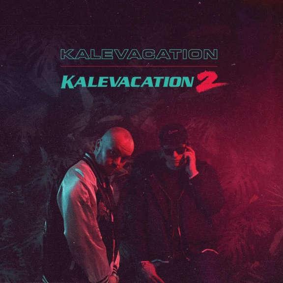 Kalle Kinos & Tiedemies Kalevacation 1 & 2 LP 2021