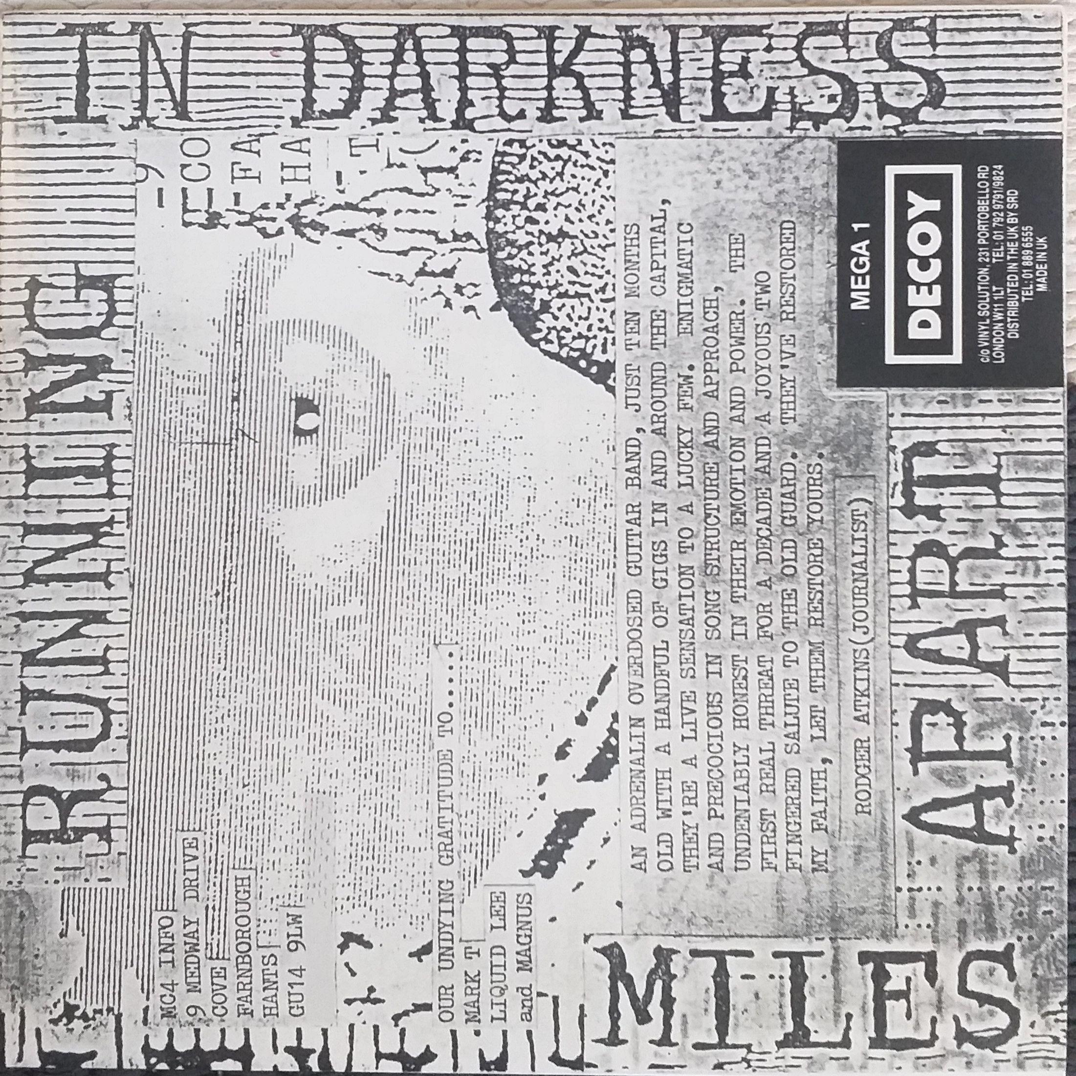 Mega city four Miles apart LP undefined