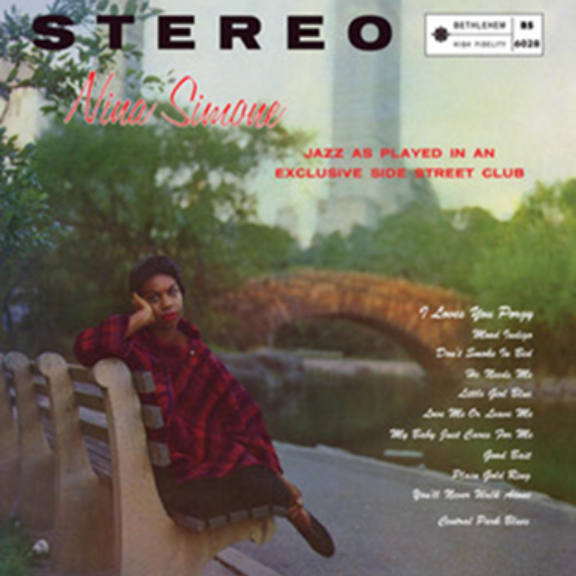 Nina Simone Little Girl Blue (2021 - Stereo Remaster) (black) LP 2021