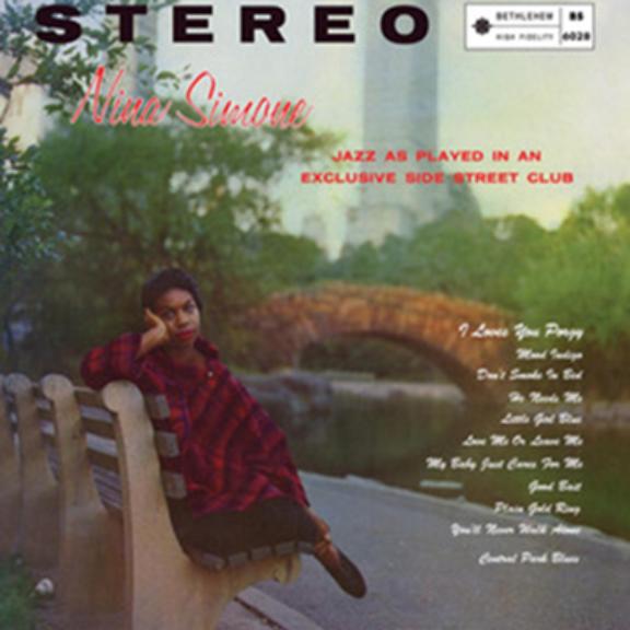 Nina Simone Little Girl Blue (2021 - Stereo Remaster) (coloured) LP 2021