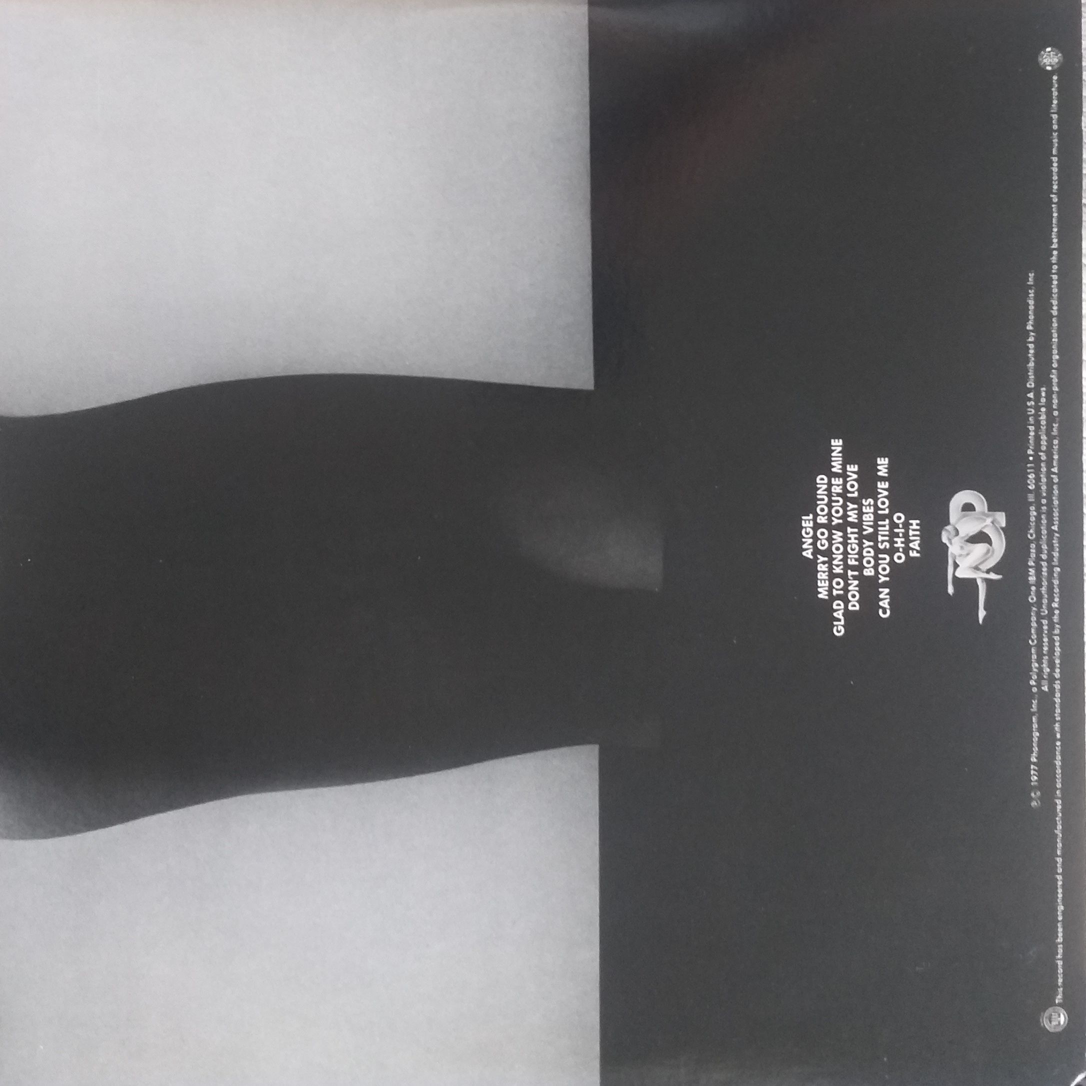 Ohio players  Angel LP undefined
