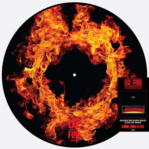 U2 Fire (RSD 2021, Osa 1) LP 2021
