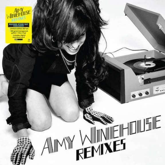 Amy Winehouse Remixes (RSD 2021, Osa 1) LP 2021