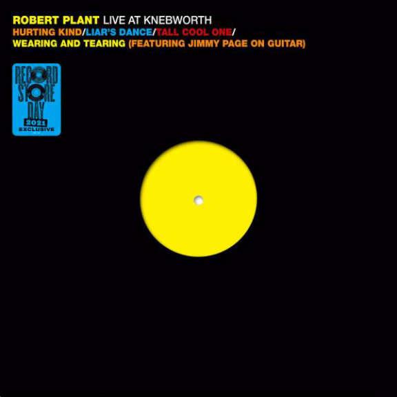Robert Plant Live at Knebworth (RSD 2021, Osa 1) LP 2021