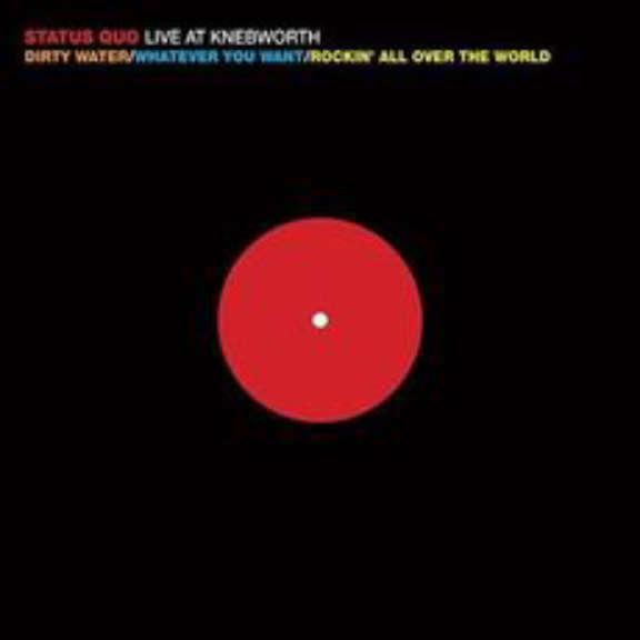 Status Quo Live at Knebworth (RSD 2021, Osa 1)  LP 2021