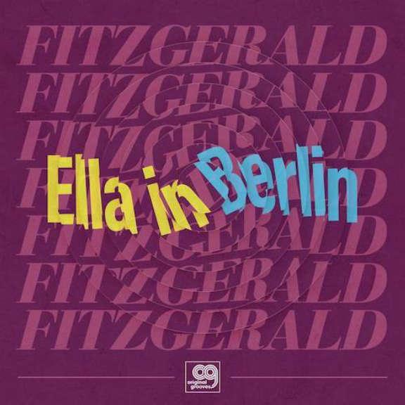Ella Fitzgerald Original Grooves: Ella in Berlin (RSD 2021, Osa 1) LP 2021