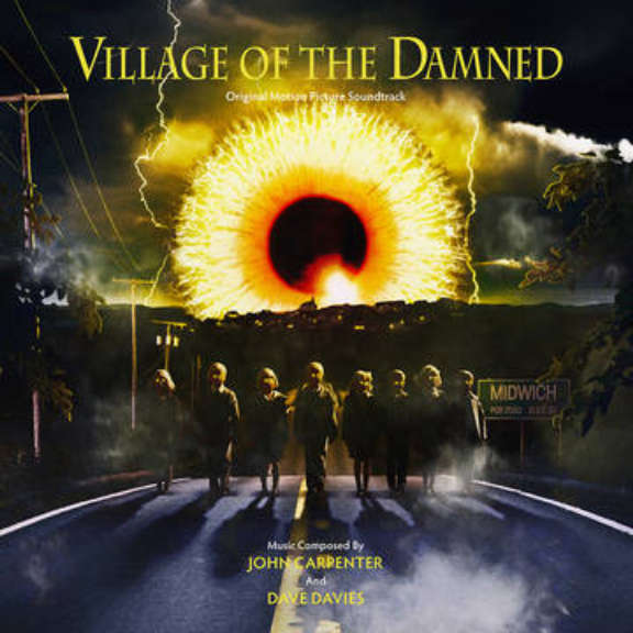 John Carpenter & Dave Davies Soundtrack : Village Of The Damned (RSD 2021, Osa 1)  LP 2021