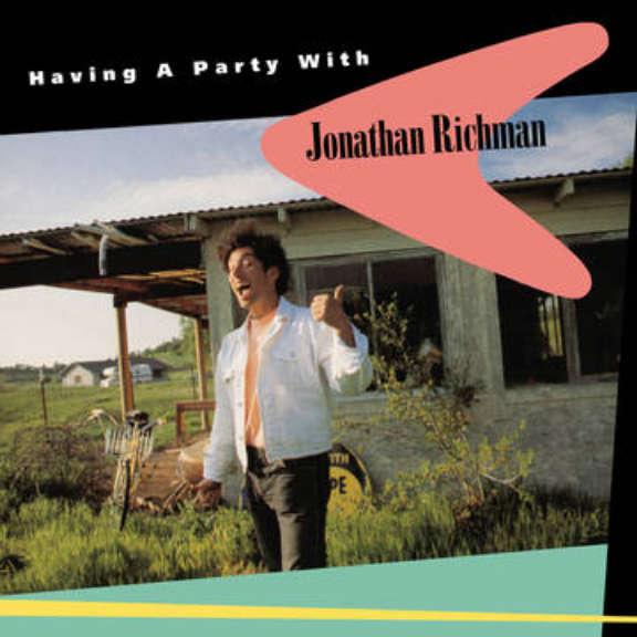 Jonathan Richman Having A Party With Jonathan Richman (RSD 2021, Osa 1) LP 2021