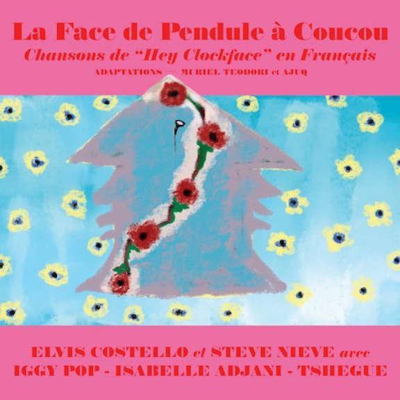 Elvis Costello La Face de Pendule a Coucou (RSD 2021, Osa 1) LP 2021