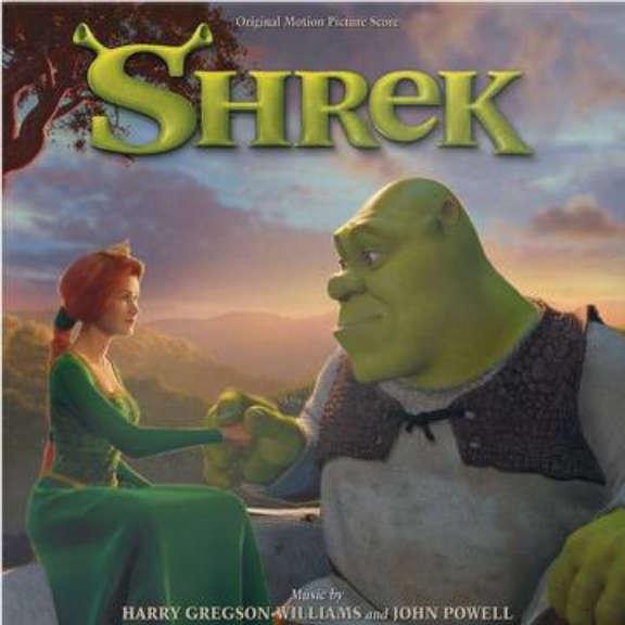 Harry Gregson-Williams & John Powell Soundtrack : Shrek (RSD 2021, Osa 1) LP 2021