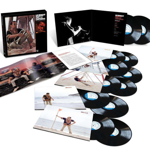 Lee Morgan The Complete Live at the Lighthouse (box set) LP 2021