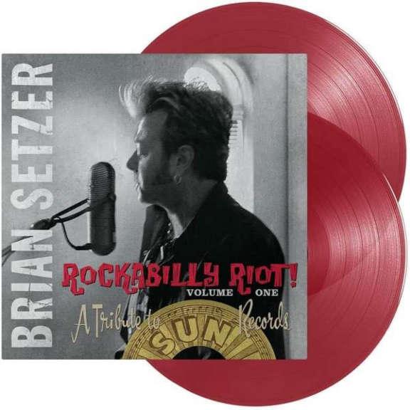 Brian Setzer Rockabilly Riot Volume One – Tribute To Sun Records (coloured) LP 2021
